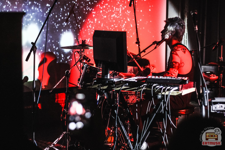 Концерт Selfieman в клубе Fassbinder: