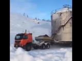 Канистры в Якутии