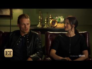 Сэм и Катрина играют в игру Две правды и ложь (ET)
