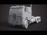 Моделирование грузовика в 3ds Max 4