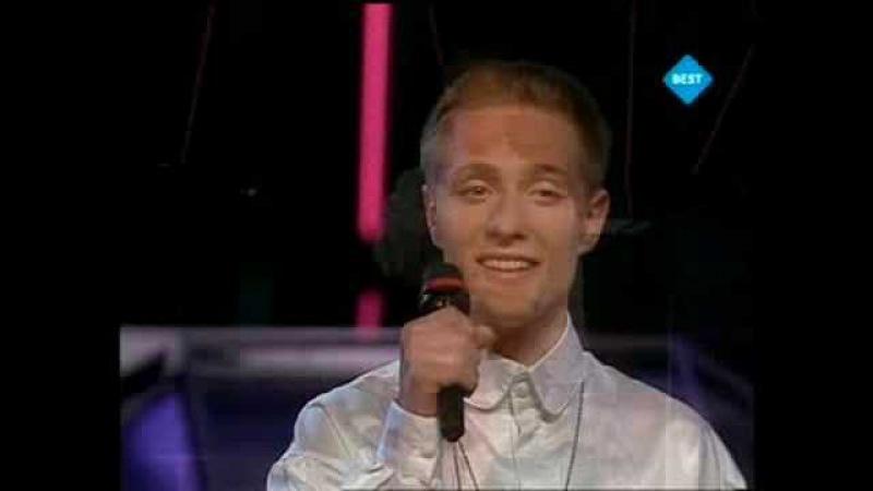 Eurovision 1989 - Daníel Ágúst - Það sem enginn sér
