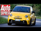 Abarth 595 Competizione review: cheeky pocket rocket gets a nip/tuck