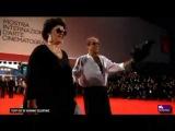 Claudia Mori Adriano e Rosita Celentano Venezia '08