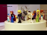 LEGO Disney Princess carousel with all summer 2016 minifigures & animals!