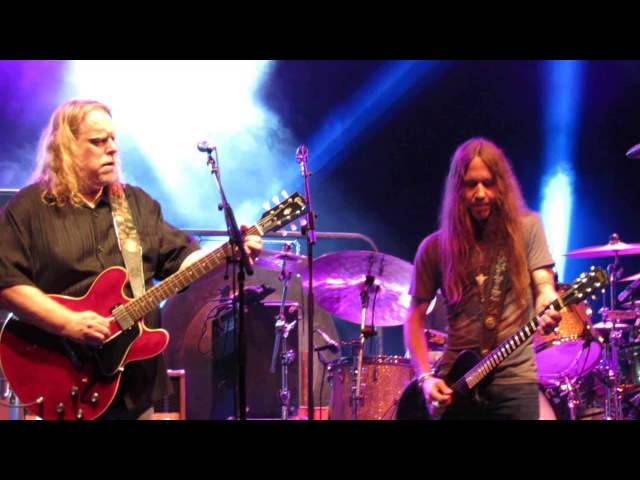 Govt Mule wCharlie Starr ~ Cant You See