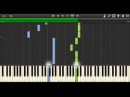 Naruto OST : Fukami Rika - Natsuhiboshi (Piano Tutorial)