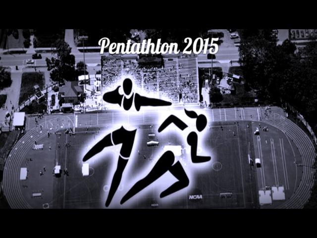 The first Pentathlon 2015 from Popko Daria
