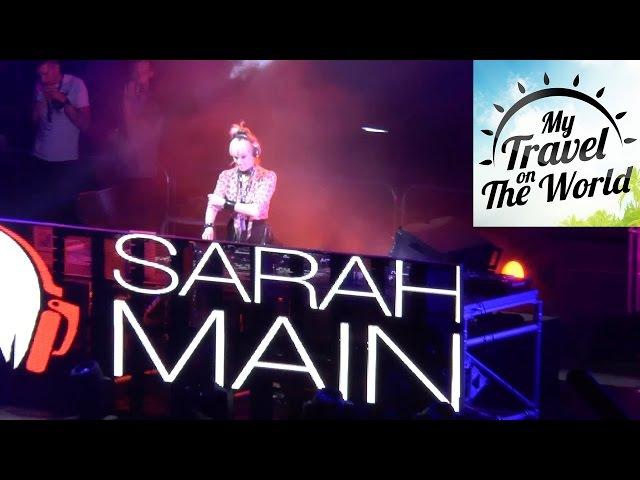 Sarah Main (Сара Мейн) Отель BH Mallorca, Магалуф (Magaluf) серия 376
