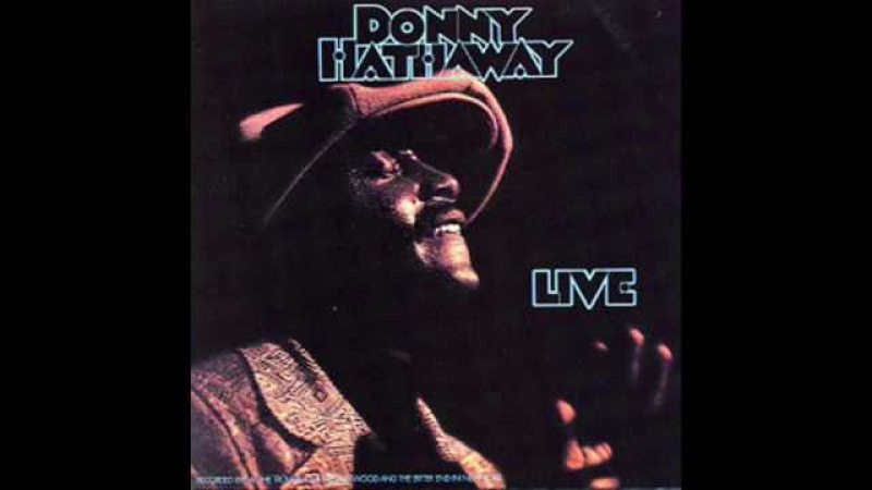 Donny Hathaway What's Going On