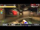 Quake Live Amazing Come back!! IEM5 ZeRo4 vs dkt