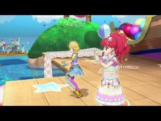 (1080 60p Frame Interpolation) Aikatsu! - 「サマー☆マジック Summer☆Magic」Episode 141 アイカツ! 141話 情熱ハラペ&#1254