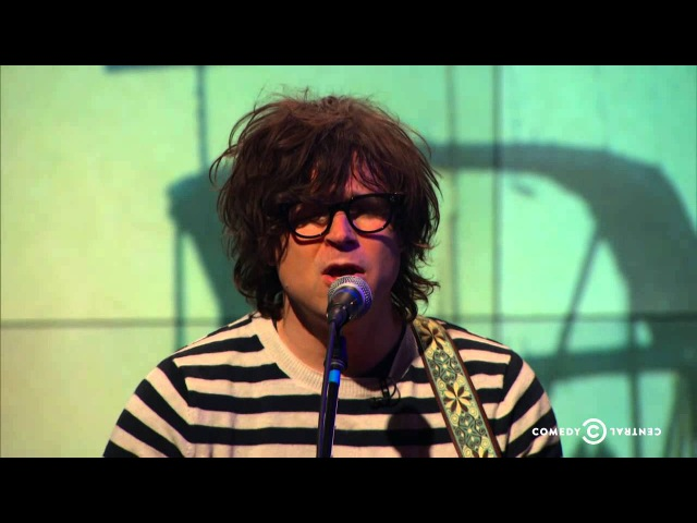Ryan Adams Blank Space The Daily Show