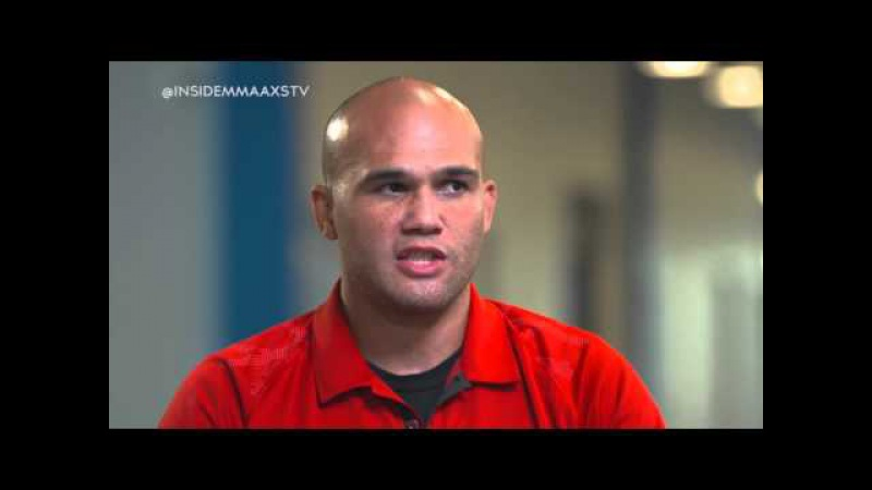 Robbie Lawler's Not Hoping For Another Fight Like Rory MacDonald Any Time Soon
