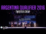 Twister Crew  Youth Division  World of Dance Argentina Qualifier 2016  #WODARG16