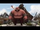 МУЛЬТФИЛЬМ ПРО ВИКИНГА ТАКООСА смешной короткометражный мультфильм HD смотреть онлайн