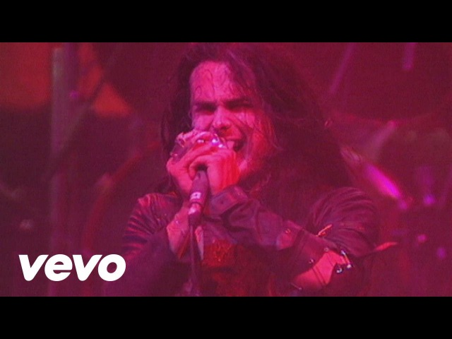 Cradle Of Filth - Cruelty Brought Thee Orchids (Live at the Astoria 98)