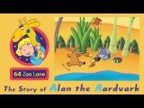 Kids' English  64 Zoo Lane - Alan the Aardvark S02E08 HD  Cartoon for kids