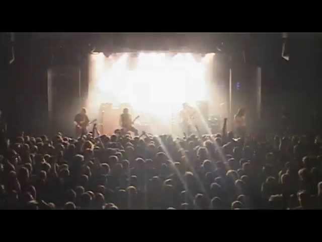 Kvelertak - Utrydd dei Svake Live at Samfundet 2010