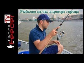 Рыбалка на час в цетре города (Feeder Fishing TV) Фидер