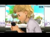 [SooYeonTVCTpipleS] Ladybug and Cat Noir || Леди Баг и Кот Нуар – 1 серия Рождение легенды рус.дубляж