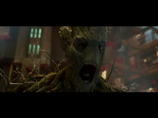 Стражи Галактики/Guardians of the Galaxy (2014) Blu-ray трейлер №2
