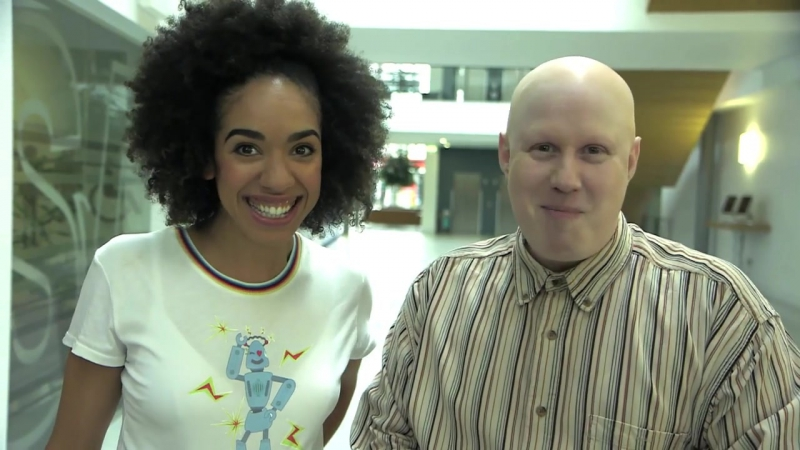 A special message from @Pearlie mack @RealMattLucas to the Welsh national football team