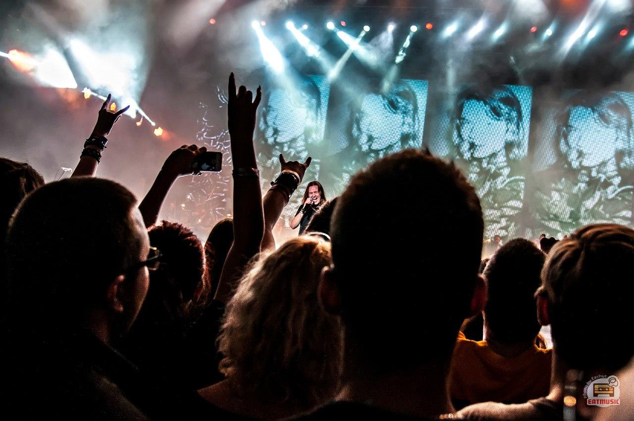 Концерт группы АРИЯ в CROCUS CITY HALL