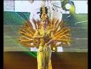 Завораживающий танец Будды