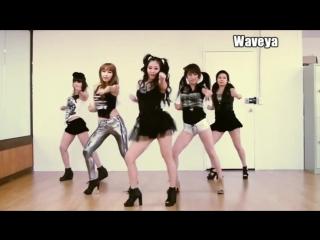 Современный танец Waveya cover dance