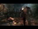 Трейлер Скайрим война Стражей Расвета и Вампиров