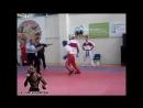 Майкл Пэйдж на чемпионате мира по кикбоксингу на Кипре