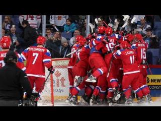Видео МЧМ-2016 Россия-США (2-1)
