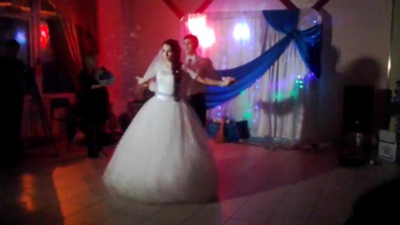 свадебный танец Радмира и Миляуши