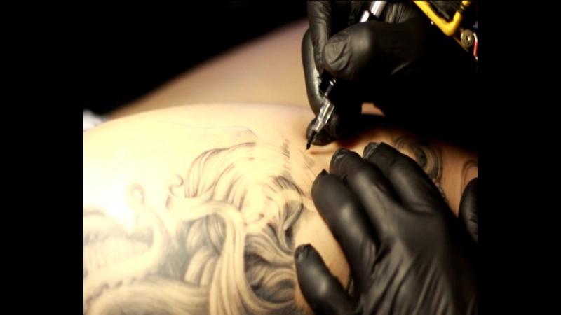 Tattoo studio Sternum