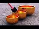 3 HOURS Long Tibetan Singing Bowl Meditation Chakra Healing Third Eye Brow Chakra