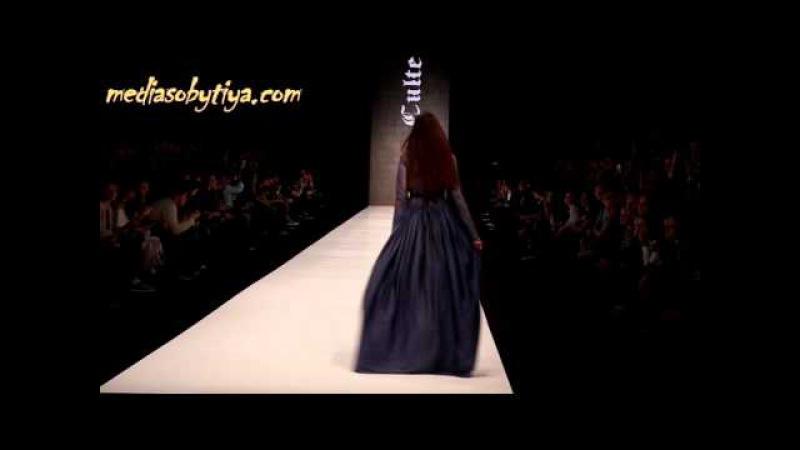 Coo Culte на Mercedes Benz Fashion Week Russia осень зима 2016 2017