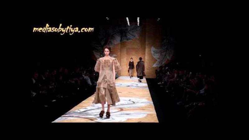 Russian Designers - Российские дизайнеры.Alena Akhmadullina на Mercedes Benz Fashion Week Russia осень зима 2016 2017