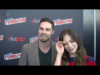 RUS SUB Beauty And The Beast Video Game As Created By Kristin Kreuk & Jay Ryan