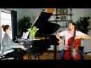 Faded - Alan Walker (Cello Piano Cover) - Brooklyn Duo