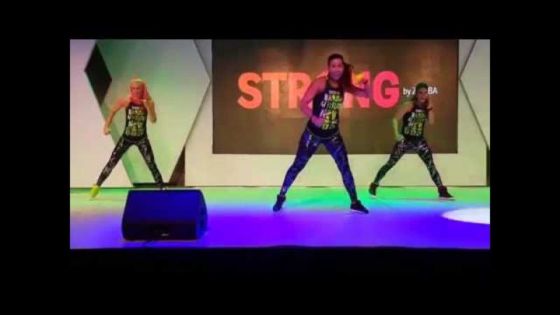 Let's Gooo!! It's Time for Zumba Karina's World Dance Training فيسبوك