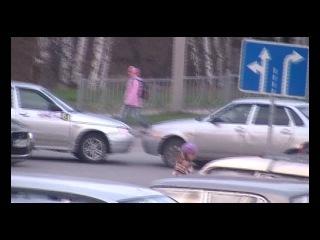 ДТП. Встретились две десяточки...Снежинск. 21.04.2016