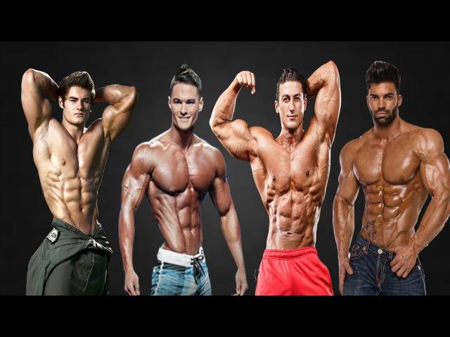 Aesthetic Natural Bodybuilding - Sadik Hadzovic, Jeremy Buendia, Sergi Constance Jeff Seid
