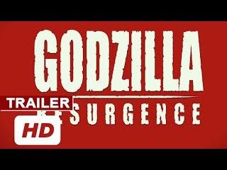 Годзилла Godzilla Resurgence Official Teaser Trailer #1 Satomi Ishihara, Hiroki Hasegawa Movie HD