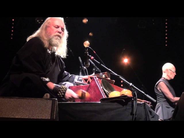 S.Lakatos D.Ponty play Moondog live at Festival BBmix 2012