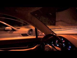 BMW M5 F10 vs Porsche Panamera Turbo PP-Performance