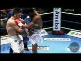 Буакав: тренировки и бои (Buakaw Highlights 2012)