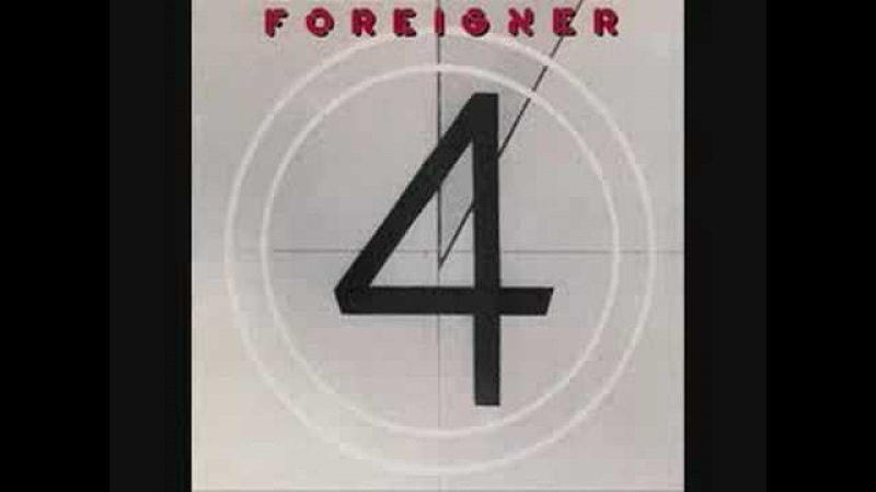 Break It Up - Foreigner
