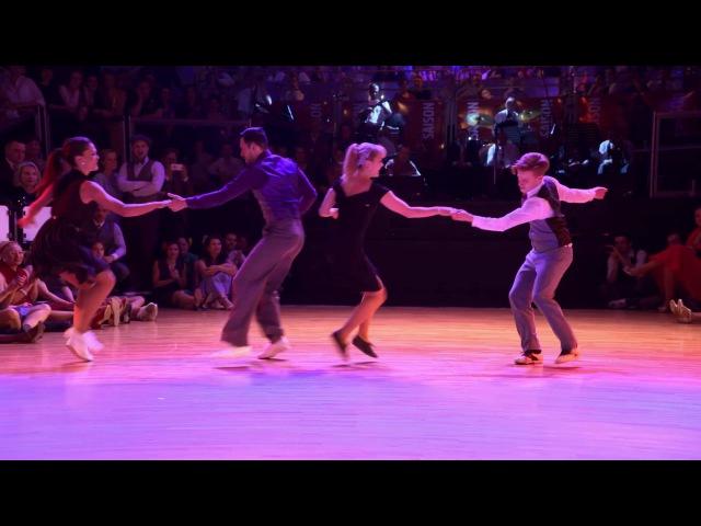 RTSF 2016 - Boogie Woogie Performance - Tanya Sondre, Flora Thorbjörn