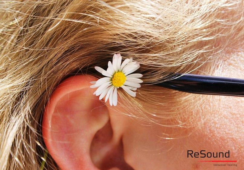 Профилактика здоровья и слух