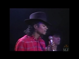 Michael jackson bad tour rehearsals in pensacola 1988 (snippets)
